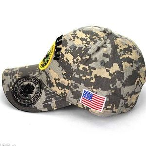 Accessories - Veteran Camo Hat Cap